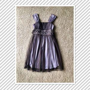Sequin Hearts girls dress